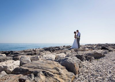 Getting Married by the Sea in Spain