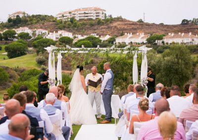 Getting Married La Cala