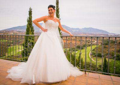 La Cala Bride Emma