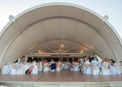 La Cala Clubhouse Wedding