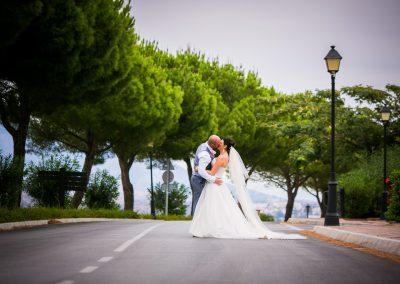 Married at la cala