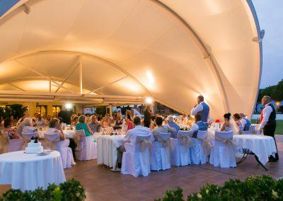 Wedding Banquet at La Cala