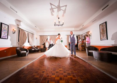 Wedding Party at La Cala Resort