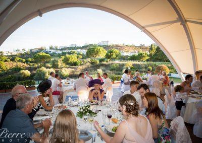 Wedding Reception La Cala