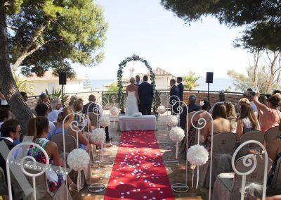 Ceremony at Mirador