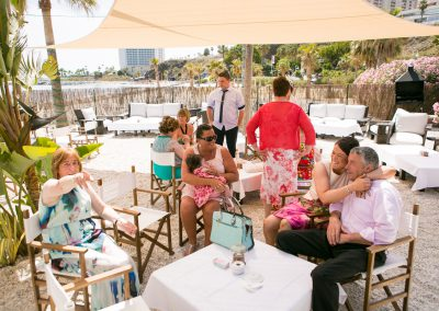 Cocktail Reception at Salitos