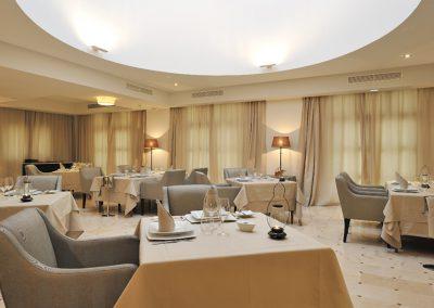 Inside Baraka Restaurant