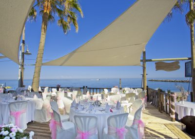 Luna Beach Wedding Benalmadena