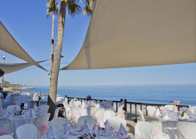 Luna Beach Wedding Spain
