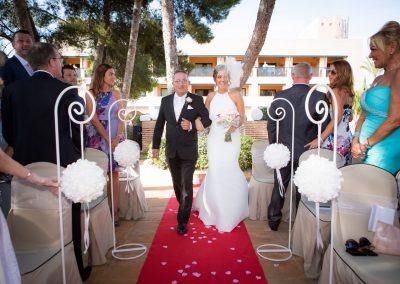 Marbella Wedding Ceremony
