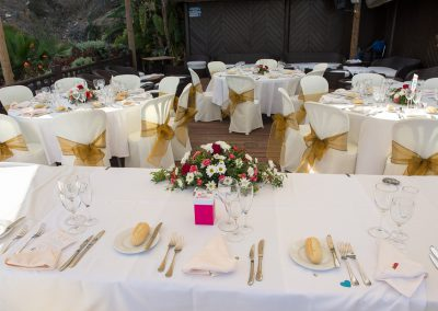Semi Exclusive Wedding at Luna Beach Club