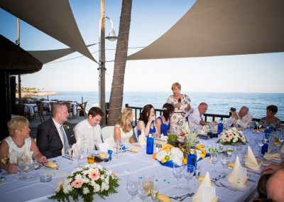 Speeches by the Sea