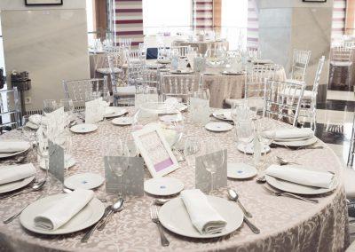 Wedding Banquet at Holiday Hydros