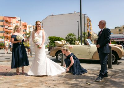 Church Wedding Benalmadena