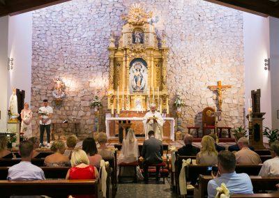 Inmaculada Church Arroyo de la Miel, benalmadena