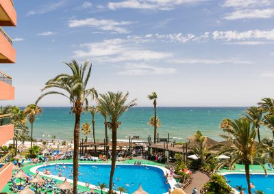 Sunset Beach Club Hotel Benalmadena Spain