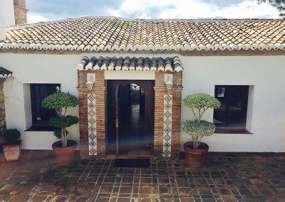 Finca Door