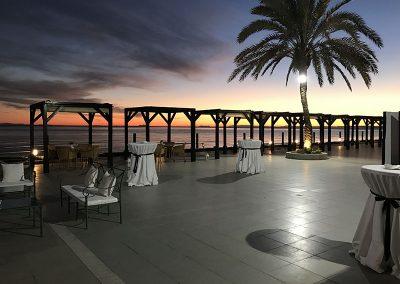 Marbella Terrace-Cocktail