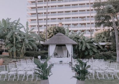 Palapita Gardens - Ceremony