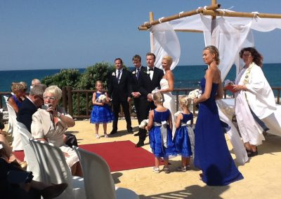 Bridal-Party-at-Sunset-Beach-e1403533614498