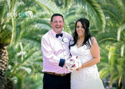 Just Married at Paloma Park