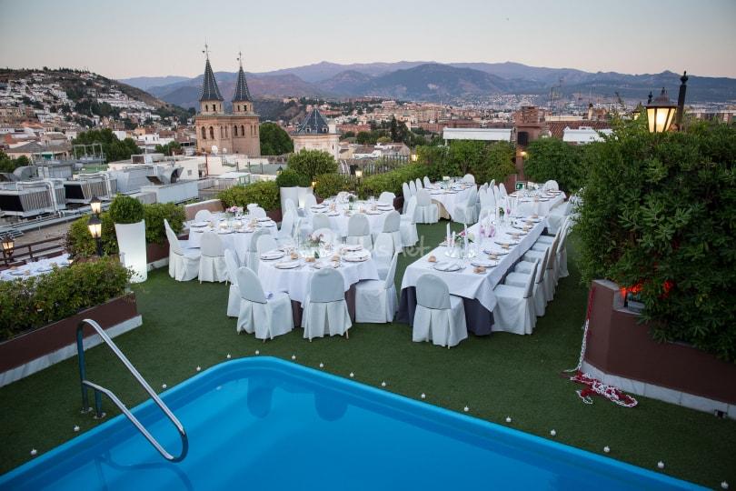 Barceló Carmen Granada Bespoke Weddings Spain