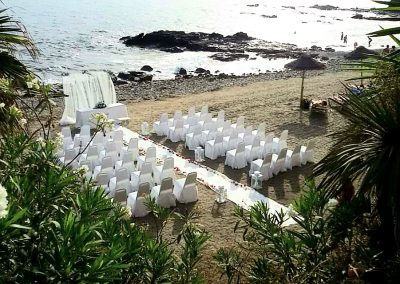 Get married on the beach Torrequebrada