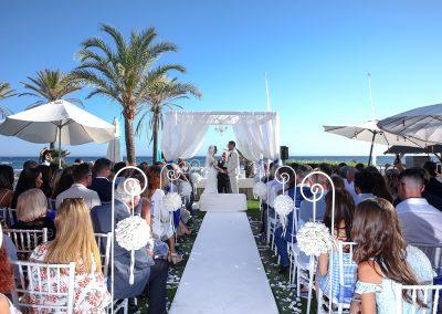 Wedding Estrella del mar marbella