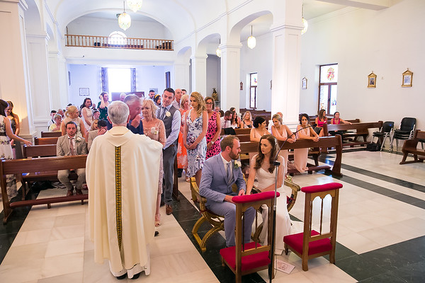 2- Catholic Church Ceremony