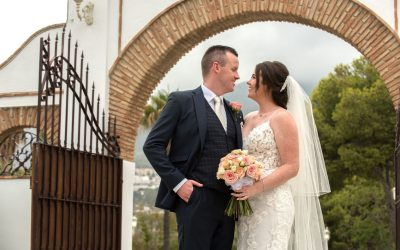 Benalmadena Rustic Wedding of Kelly-Anne & Gary