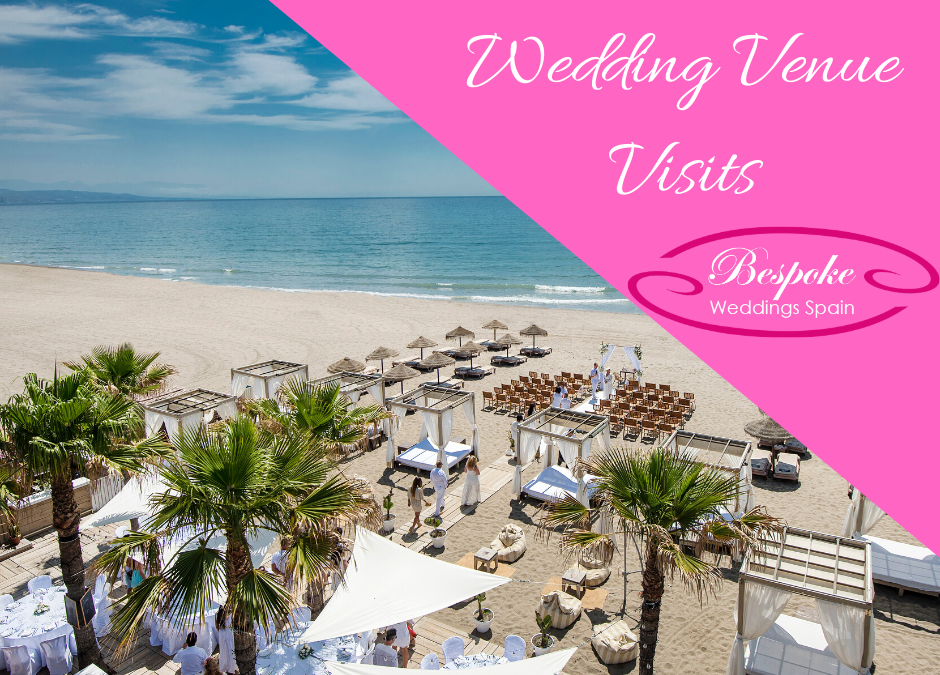 Wedding Venue Visits