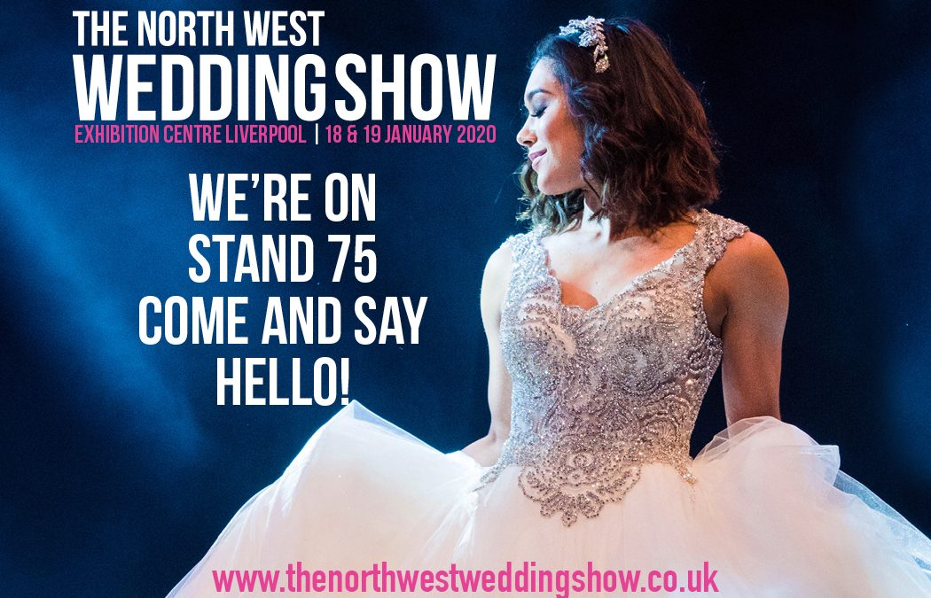 Visit us at the North West Wedding Fair